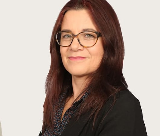 Emmanuelle Marion, Partner and Chief Administrative Officer
